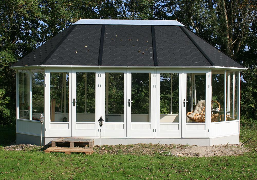 ovale pavilloner ahlnor. Black Bedroom Furniture Sets. Home Design Ideas