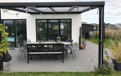 terrasseoverdækning